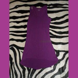 Converse One Star Dress MEDIUM purple